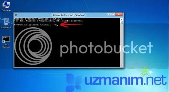 Windows 7'de Disk Taraması chkdsk Nasıl Yapılır?, windows isletim-sistemleri , AcceptUAC_zpsca0aa4db