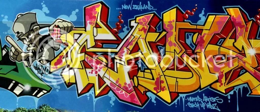 Mengenal Graffiti Lebih Dalam Page 3 Kaskus