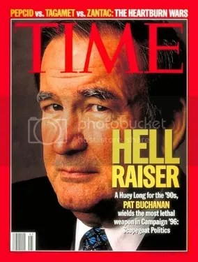 Pat Buchanan Time magazine