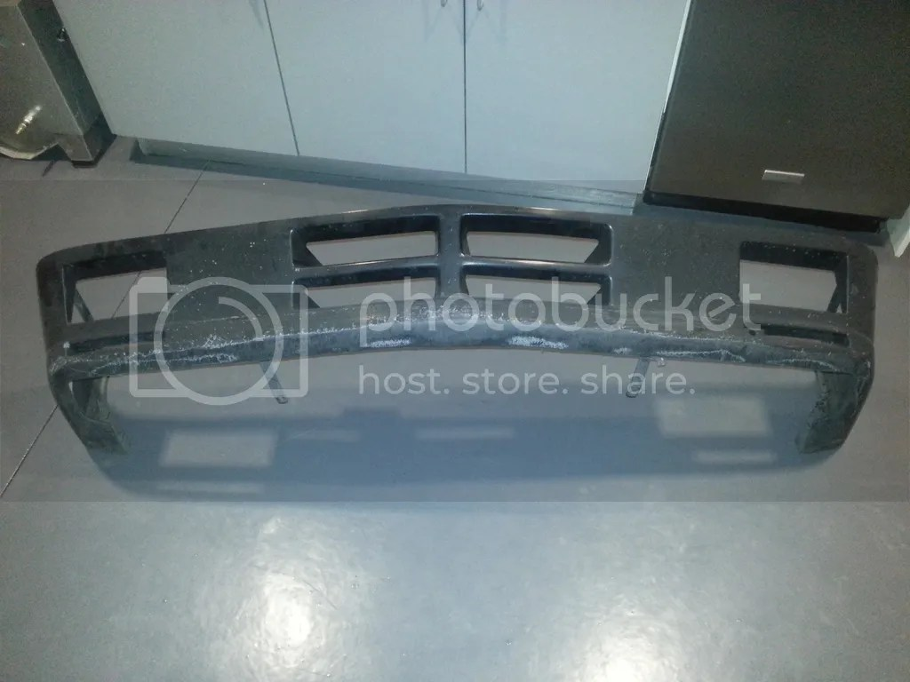 Bmw E28 M5 Airdam Incl Mounting Valance