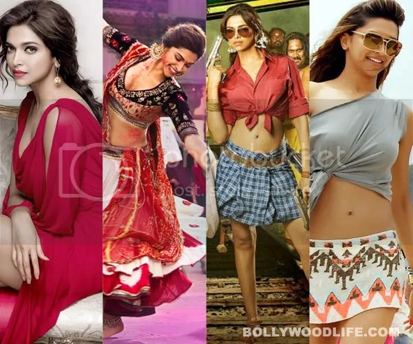 Differant Types of Dresses in Deepika