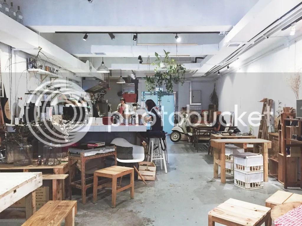 Lucy Coffee n Food in Tsuen Wan, Hong Kong