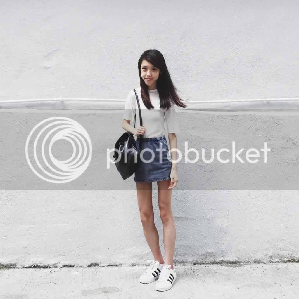 OOTD Outfit of the Day - H&M, Adidas Superstars, Bunkaya Zakkaten
