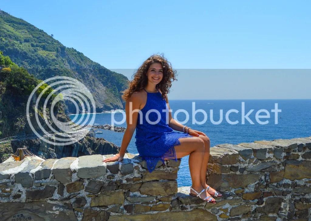 Cinque Terre Via dell'Amore, Path of Love