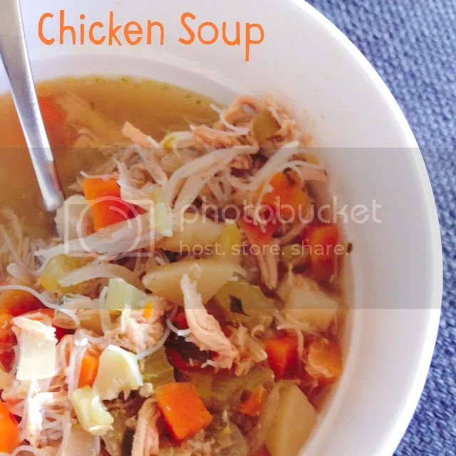Family Friendly Chicken Soup