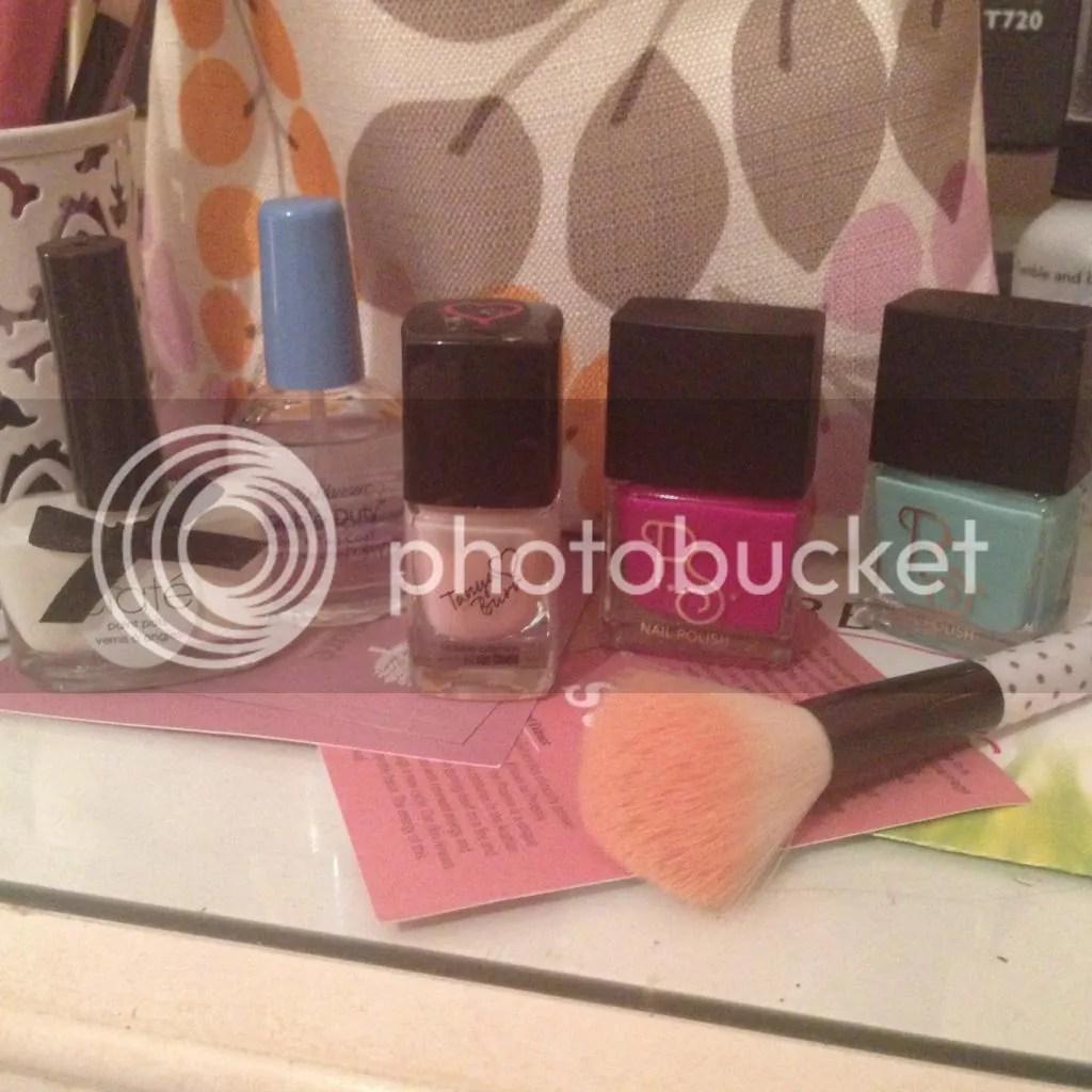 nail polishses