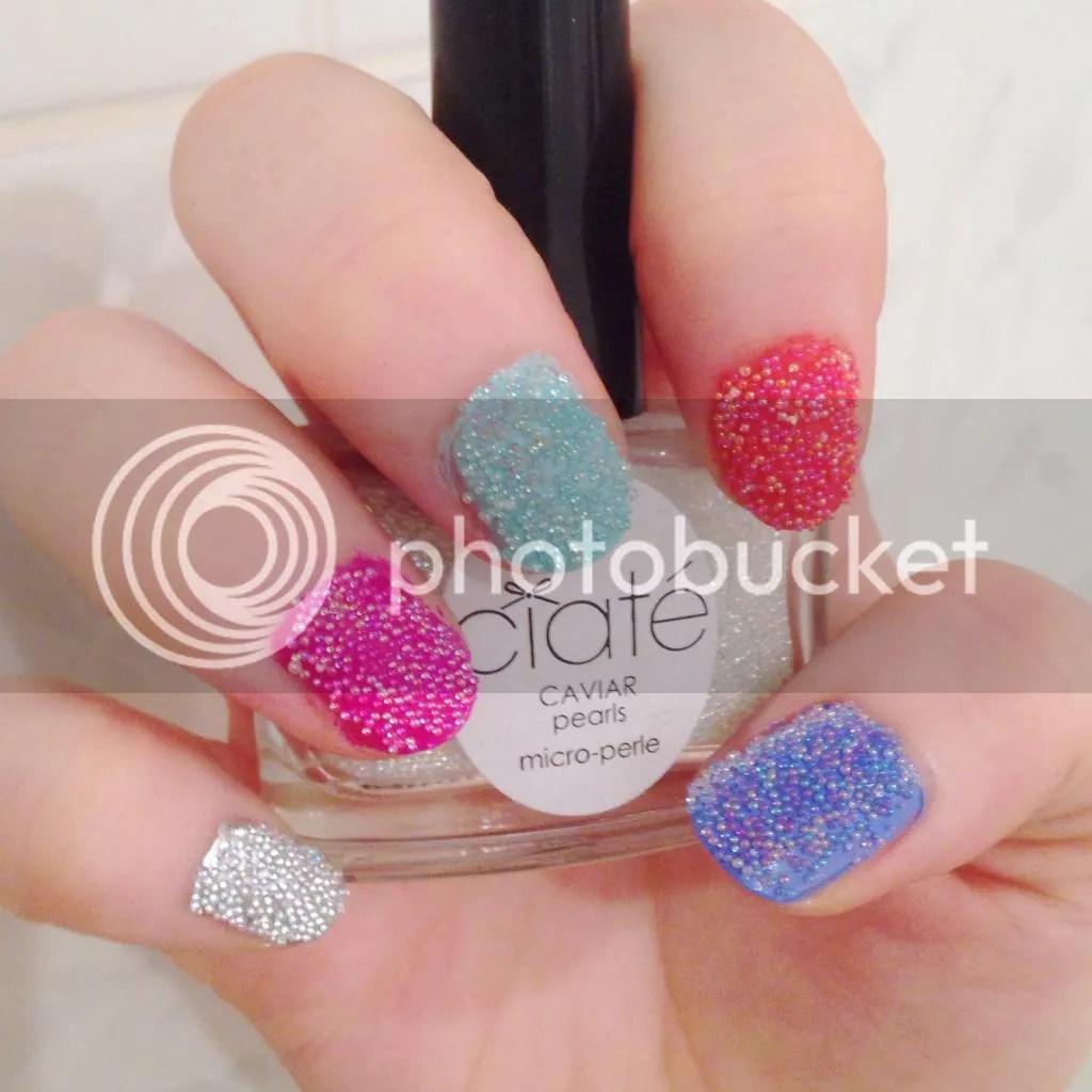 ciate caviar multi colour