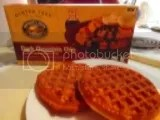 Nature's Path Gluten Free Dark Chocolate Chip Waffles