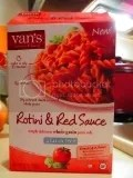 Van's Gluten Free Rotini & Red Sauce