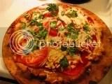 Tastefully Simple Gluten-Free Pizza Crust & Sauce (baked)
