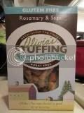 Olivia's Gluten Free Rosemary & Sage Stuffing