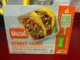 Evol Foods Gluten Free Sweet Potato, Black Bean and Goat Cheese Street Tacos