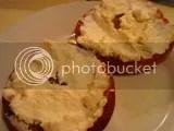 Kite Hill Plain Cream Cheese Style Spread on Sweet Note Bakery Gluten Free Plain Bagels