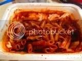 Le Veneziane Micrwavable Gluten Free Penne Al Pomodoro E Basilico Pasta Express (cooked)