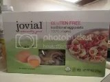 Jovial Gluten Free Brown Rice Tagliatelle