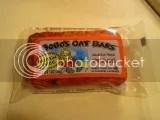 Bobo's Gluten Free Peach Oat Bar