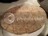 Sandwich Petals Gluten Free Agave Grain Flatbread
