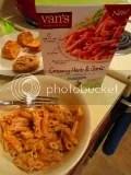 Van's Gluten Free Creamy Herb & Garlic Pasta