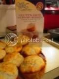 Choice Batter Gluten-Free Allergen-Friendly Lemon Poppyseed Muffin Mix