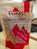 Fiona's Natural Foods Gluten Free Cherry Pecan Oatmeal