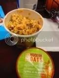 Modern Oats Apple Walnut Oatmeal (prepared)