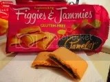 Pamela's Products Gluten Free Raspberry & Fig Figgies & Jammies
