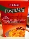 BiAglut Pasta Mia Tagliatelle