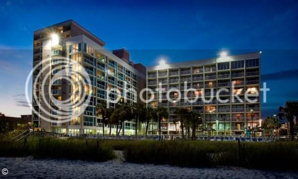 Summer Savings Deals in Myrtle Beach, SC Captain's Quarters Resort