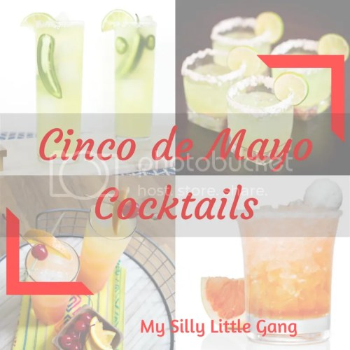 Delicious Cinco de Mayo Cocktails Recipes