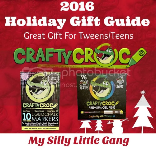 craftycroc holiday gift idea