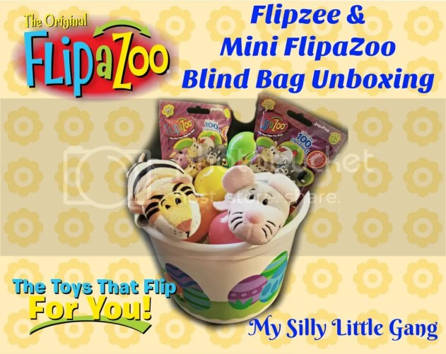 FlipZee and FlipaZoo Blind Bag Unboxing