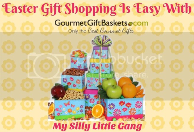 Easter Gift Shopping