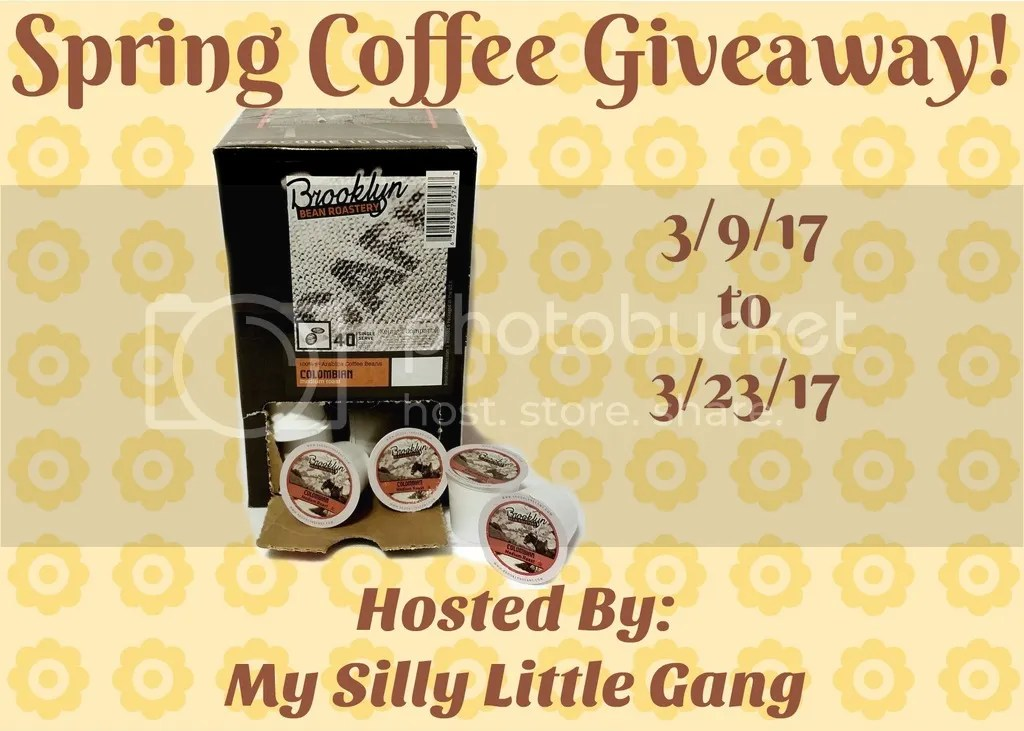 spring coffee giveaway