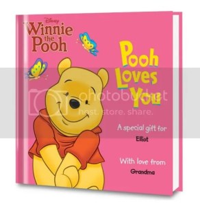 Put Me In The Story Pooh Loves You