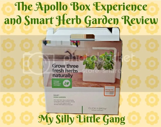 smart herb garden review