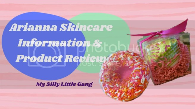 Arianna Skincare Information & Product Review