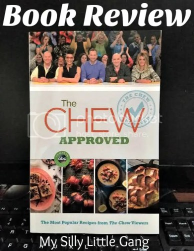 The Chew Approved Book Review