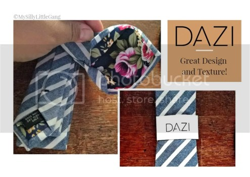 DAZI A Tie That Stands Out From The Rest