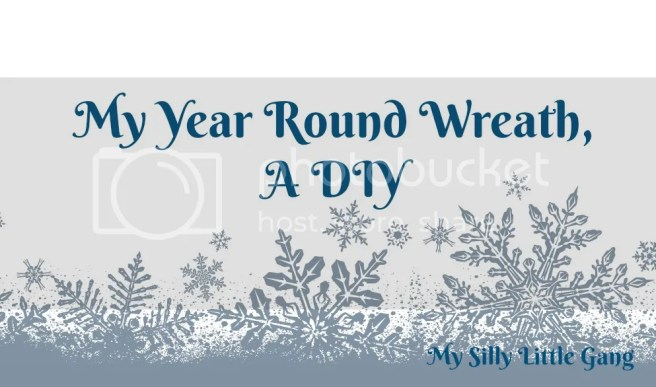 Year Round Wreath A Christmas DIY