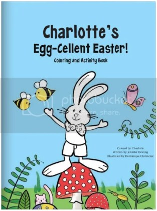 Egg-Cellent Easter Coloring and Activity Book