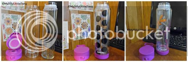 Glasstic Water Bottle