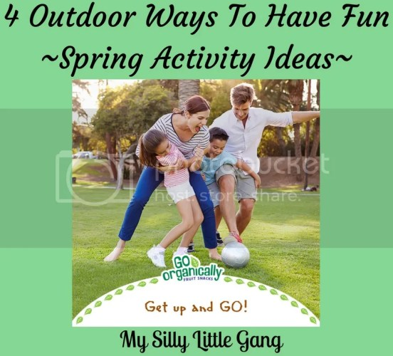 Spring Activity Ideas