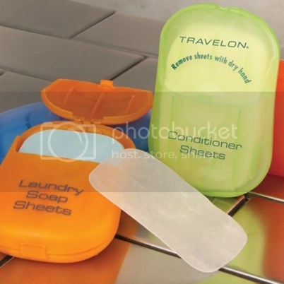 travelon soap sheets