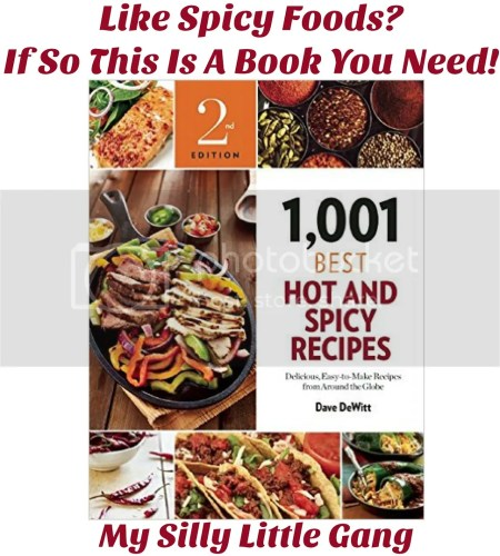 hot and spicy recipes