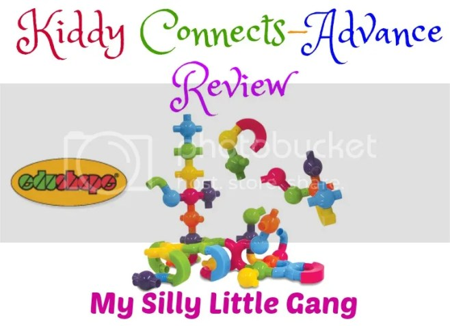 kiddy connects-advance review edushape