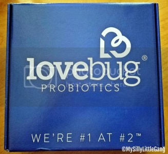 Unboxing My LoveBug Probiotics Influencer Box