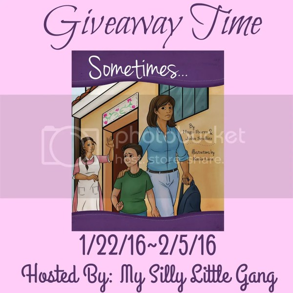 Sometimes... Book Giveaway