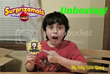 Surprizamals unboxing