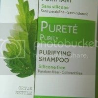 Yves Rocher Purifying Shampoo
