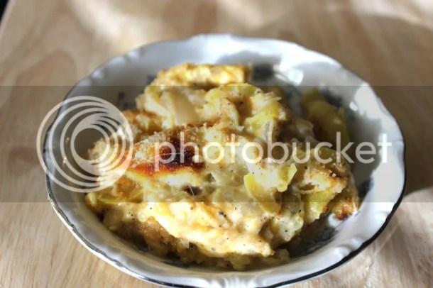 Cheesy Squash Bake via Everyday Made Fresh